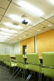 Conference / meeting room Royalty Free Stock Images