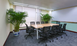 Conference meeting room Royalty Free Stock Photography