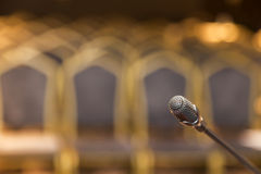 Conference Royalty Free Stock Photo