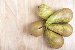Conference pears Royalty Free Stock Image