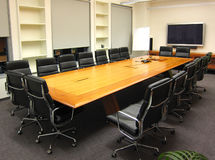 Free Conference Room Royalty Free Stock Photos - 17453148
