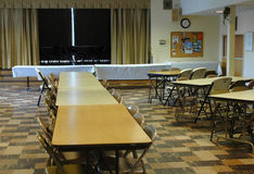 Conference Room. For meetings, and social activities royalty free stock photography