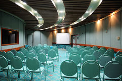 Conference room. Royalty Free Stock Photography