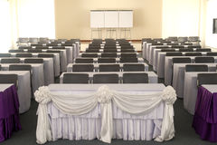 Conference room . Royalty Free Stock Image