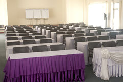 Conference room . Royalty Free Stock Photo