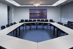 Free Conference Room Royalty Free Stock Photos - 3530648