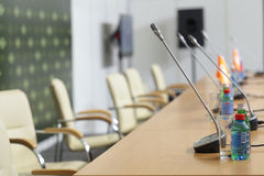 Conference room Royalty Free Stock Image
