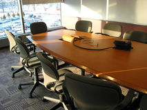 Free Conference Room Royalty Free Stock Image - 803456