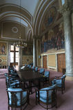 Conference room in Bavarian Parliament Royalty Free Stock Photo