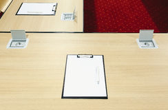 Conference Room Details Stock Photos