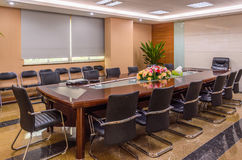 Conference Room. Eastphoto, tukuchina, Conference Room, Indoor Environment Royalty Free Stock Photo