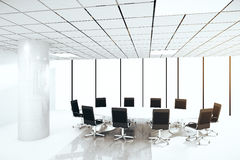 Conference room interior Royalty Free Stock Photography