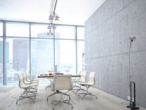 Conference room interior Stock Image