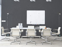 Conference room interior Royalty Free Stock Photos
