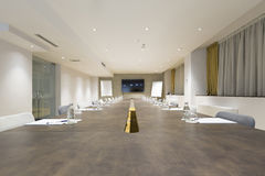 Conference room interior Royalty Free Stock Images