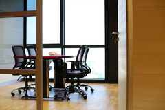 Conference room Royalty Free Stock Photography