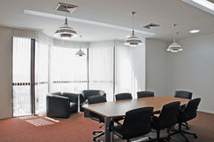 Conference room modern design Royalty Free Stock Photography