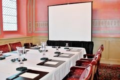 Conference room -modern style 2 Royalty Free Stock Photography