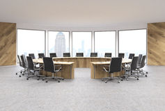 Conference room NY Stock Images