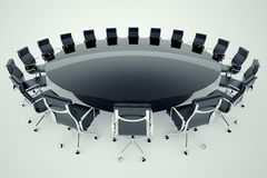 Conference room. Royalty Free Stock Photo