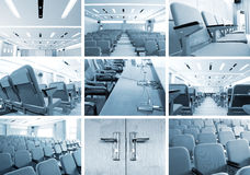 Conference Room (Photos) Royalty Free Stock Photo