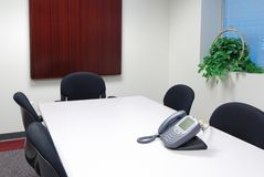 Conference Room Series Royalty Free Stock Images
