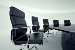 Conference room. Royalty Free Stock Image