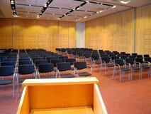 Conferencia 2 Fotografía de archivo