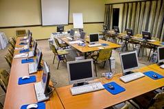 Conferencia electrónica del entrenamiento imagen de archivo libre de regalías