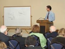 Conferencia/seminario Foto de archivo