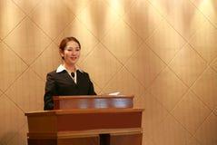 Conferentie Royalty-vrije Stock Afbeeldingen