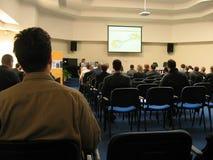 Conferentie. stock afbeeldingen