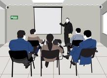 conferenza illustrazione vettoriale