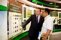 Conferenza di BioMalaysia 2011 & esposizione Fotografia Stock Libera da Diritti