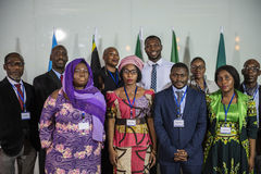 Conferenza di seminario di riunione di Alliance di associazione Fotografia Stock Libera da Diritti