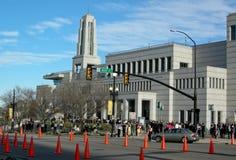 Conferenza generale a Salt Lake City Fotografia Stock Libera da Diritti