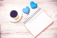 Confession le jour de valentines Photo stock