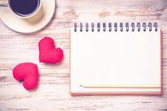 Confession le jour de valentines Image stock