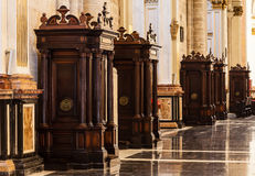 Confessional Stock Photography