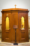Confessional Royalty Free Stock Images