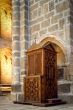 Confessional Royalty Free Stock Photo