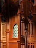 Confessionale Fotografia Stock