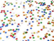 Confeti Imagen de archivo