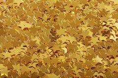 Confeti de la estrella Fotos de archivo libres de regalías