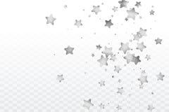 Confeti redondo del oro libre illustration