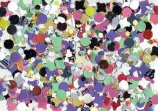 confetti масленицы Стоковая Фотография RF
