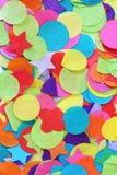 Confetti imagem de stock