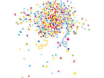 Confetti Stock Photography
