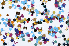 Confetti Foto de Stock Royalty Free
