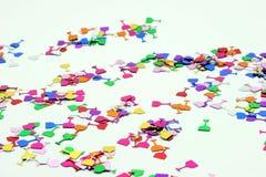 Confetti 3 стоковое фото